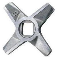 Оригинальный нож  (двухсторонний) №8 для мясорубки Bosch 755472 / 632543, фото 2