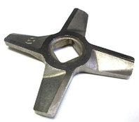 Оригинальный нож  (двухсторонний) №8 для мясорубки Bosch 755472 / 632543, фото 3