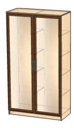 Шкаф для медикаментов ШФ 01.014