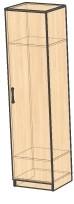 Шкаф для принадлежностей уборки ШФ 01.018