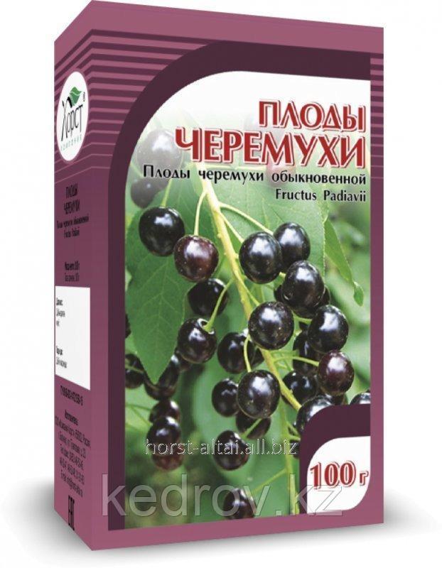 Черемуха, плоды 50 гр