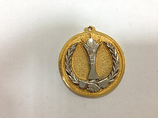 Медали из металла