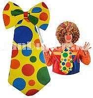 Клоунский галстук бабочка