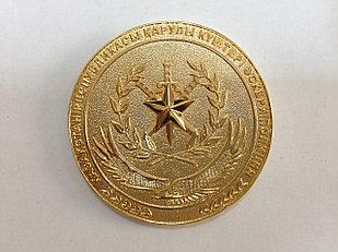 Медали для военных из золота и серебра