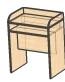 Стол для детских весов СТ 04.007