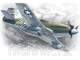 Мустанг Р-51A, американский истребитель ІІ МВ