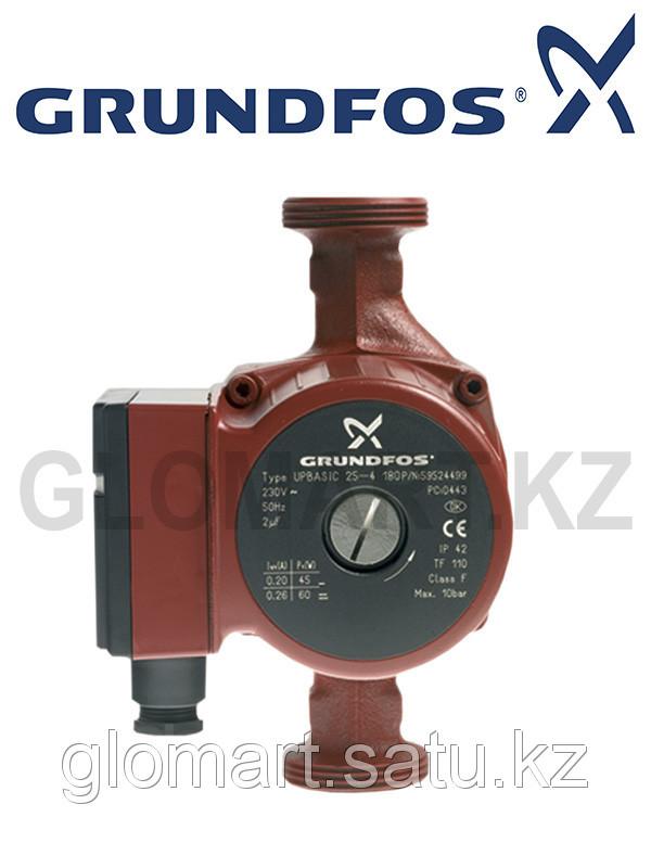 Циркуляционный насос Grundfos UPBASIC 32-4 180 (Грюндфос)