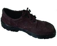 Туфли из натуральной нубуковой кожи № 31-03N