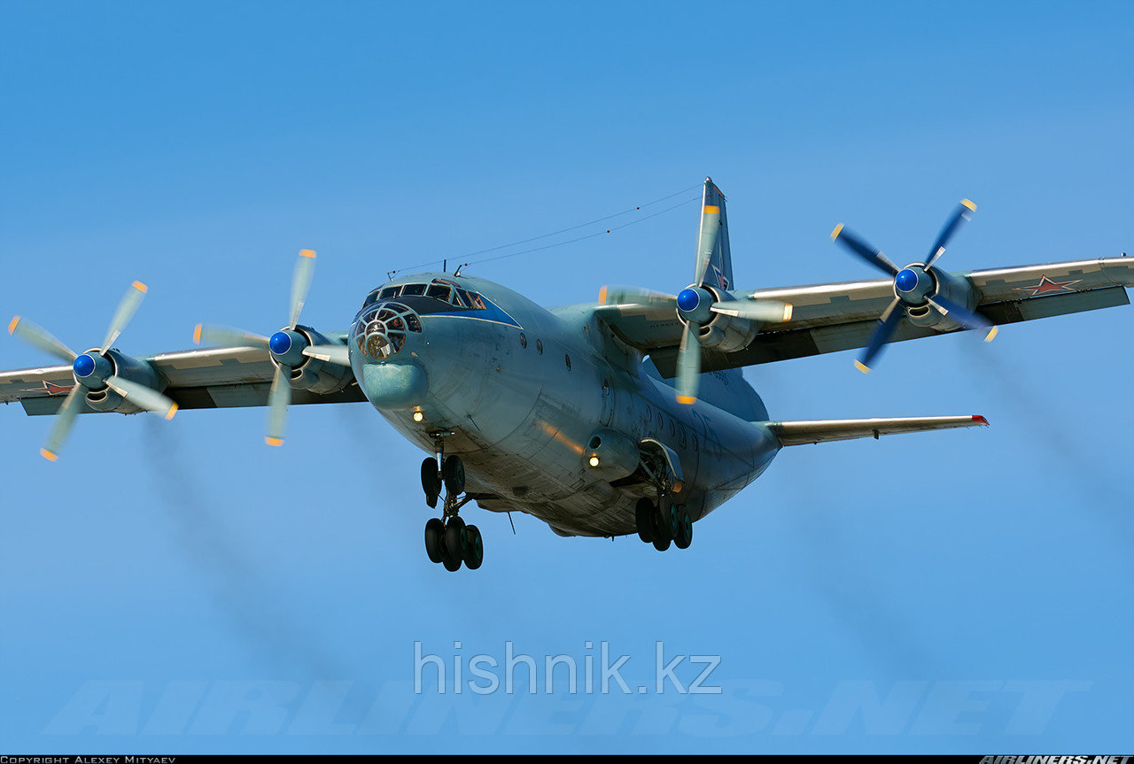 Транспортный самолёт АН-12