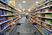 Стеллажи для продуктовых магазинов, фото 1