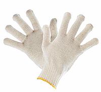 Перчатки рабочие х/б Белые