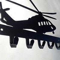 """Ключница """"Вертолет"""", фото 1"""