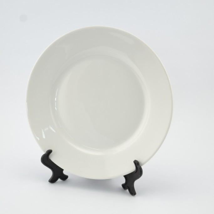 MT-P003А Тарелка Белая 8*
