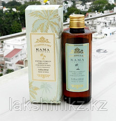 Органическое масло кокоса для лица , тела и волос (Extra Virgin )Кама Аюрведа