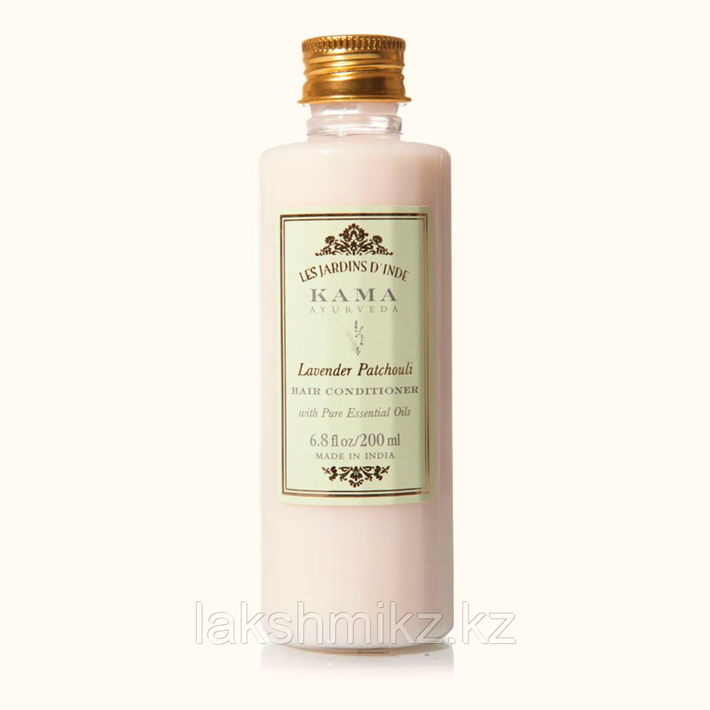 Кондиционер Лаванда & Пачули Кама Аюрведа (KAMA AYURVEDA LAVENDER PATCHOULI HAIR CONDITIONER