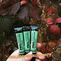 Зелёный консилер Pro conceal