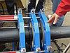Стыковая сварка полиэтиленовых труб ССПТ- 1200