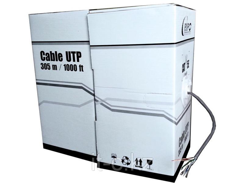 RIPO кабель сетевой, FCE-6574, FTP Cat.6 4x2x1/0,57 уличный