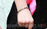 Женский лечебный браслет с германием., фото 5