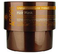 Защитная маска для волос «Сияющий цвет» с цветком апельсина 300 g Angel Provence