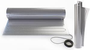 Нагревательный мат на фольге Alumia 150-1.0
