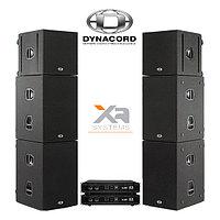 Аренда звукоусилительного комплекта Dynacord Ха2
