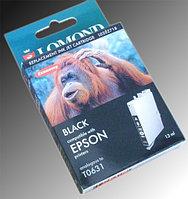 Картридж T06344Y Lomond  pigm 17ml for Epson stylus C67/C87/CX3700/CX4100/CX4700  L0202717