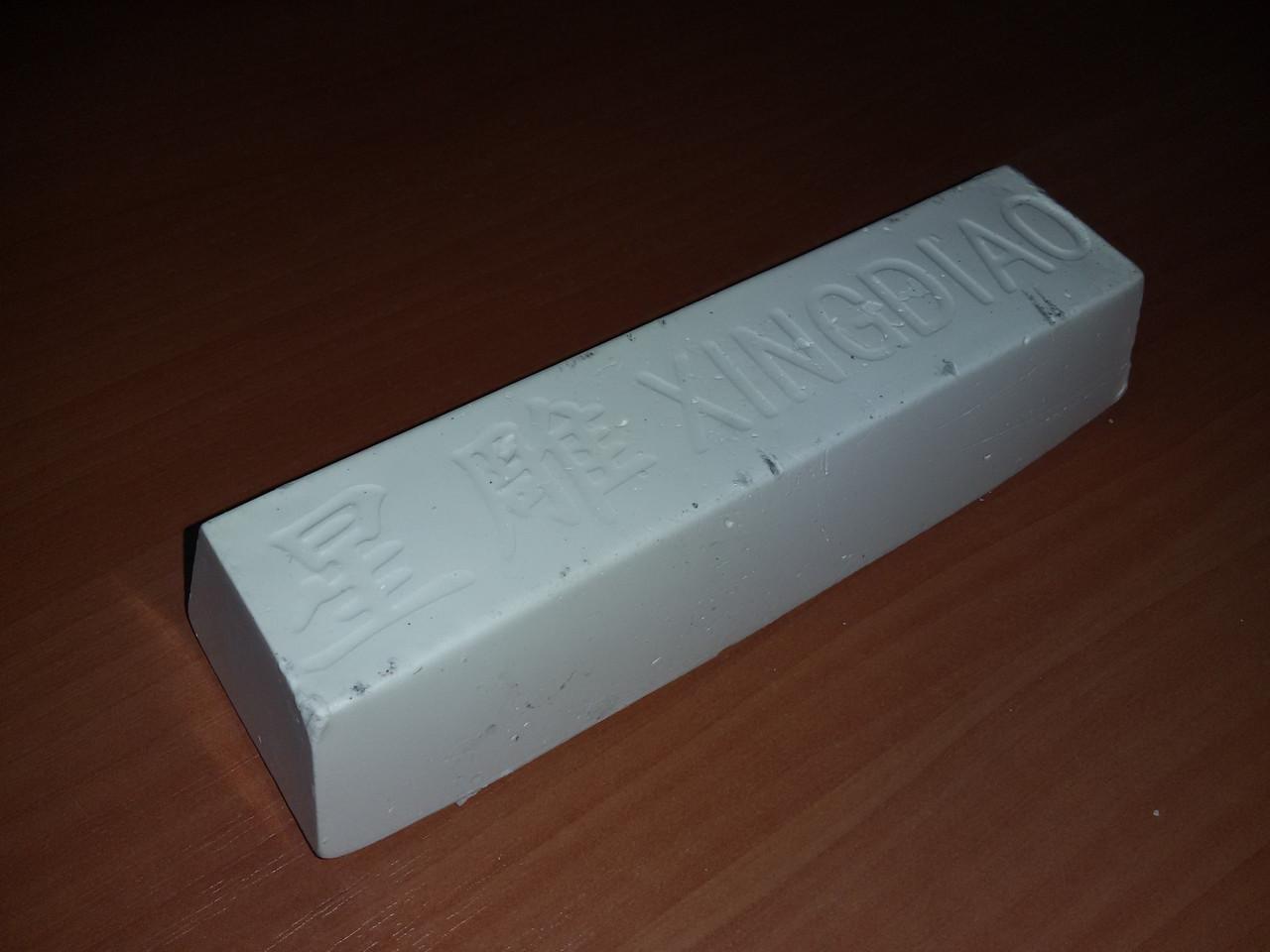 Паста гои, полировальная паста белая.
