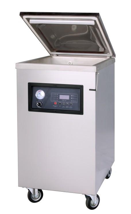 Напольная-вакуум упаковочная машина DZ-400/DC (нерж)