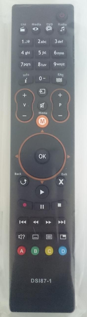 Пульт НТВ+  для ресивера Sagemcom DSI87-1 HD