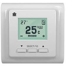 Терморегулятор ТР 721 белый (НК)