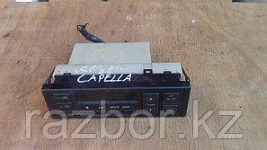 Компьютер климат контроля Mazda Capella/626