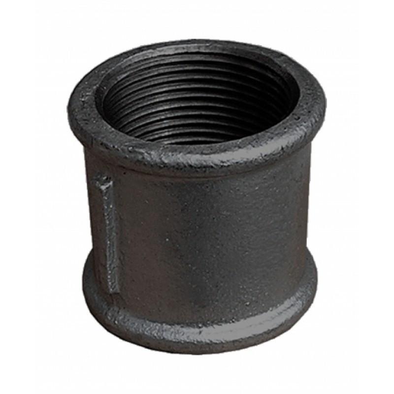 Муфты черные стальные