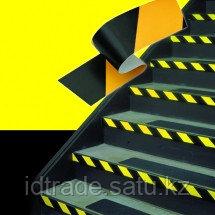 Разметочная лента 3M 766i черно-желтые полоски - фото 5