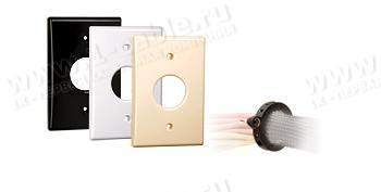 FMS1.50FK-.. Панель настенного ввода кабельных жгутов в оплетке, полный комплект, серия FMS