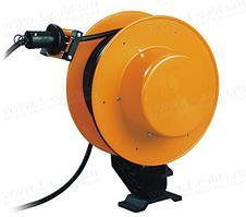 FT 038.0...5.. Катушка с токосъемником (3/5 конт) и поворотным креплением, диам.- 380мм, 25/40A