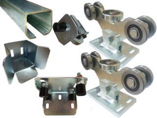 Комплект консольного механизма  для откатных ворот массой до 600 кг., ширина проема до 9 м. (Италия)