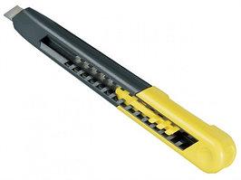 "Нож ""SM"" с 9,5-мм лезвием с отламывающимися сегментами."