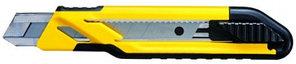 """Нож Stanley """"Autolock"""" с самофиксирующимся 18-мм лезвием с отламывающимися сегментами"""