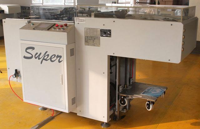 Автоматический перфоратор для календарей SUPER-420