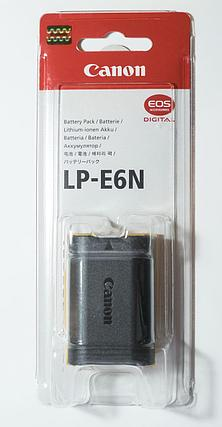 Аккумулятор LP-E6N ОРИГИНАЛ на Canon EOS 5D/Mark II/5D/Mark III/60D/60Da/7D, фото 2