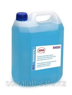 R1 Sanita- Средство концентрированное для ежедневного мытья туалетов, 3л