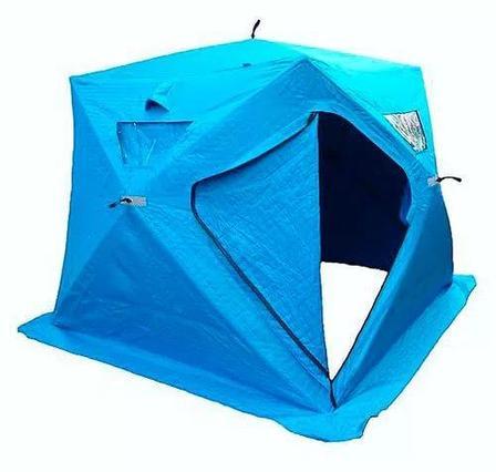 Палатка Куб утепленная, фото 2