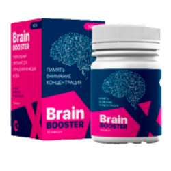 BrainBoosterX (БрэйнБустерХ) - средство для улучшения памяти