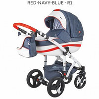Детская универсальная коляска Adamex Vicco 3в1 (R1), фото 1