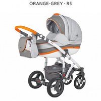 Детская универсальная коляска Adamex Vicco 2в1 (R5), фото 1