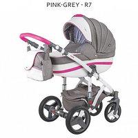 Детская универсальная коляска Adamex Vicco 2в1 (R7)