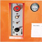 Самоходный ножничный электрический подъемник Buomu CMJC0608, фото 5