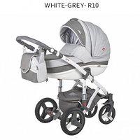 Детская универсальная коляска Adamex Vicco 3в1 (R10), фото 1