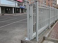 Откатные ворота консольного типа, фото 1